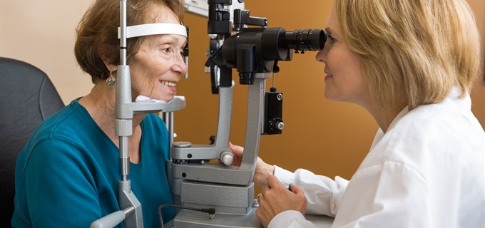 Avoiding Vision Loss from Diabetes