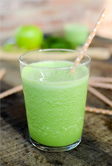 apple cucumber spinach smoothie